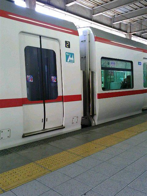 『名古屋』2016.10(その7)に行きました。  「名物」ではないけど、神宮前駅から金山駅までの移動は名鉄で。